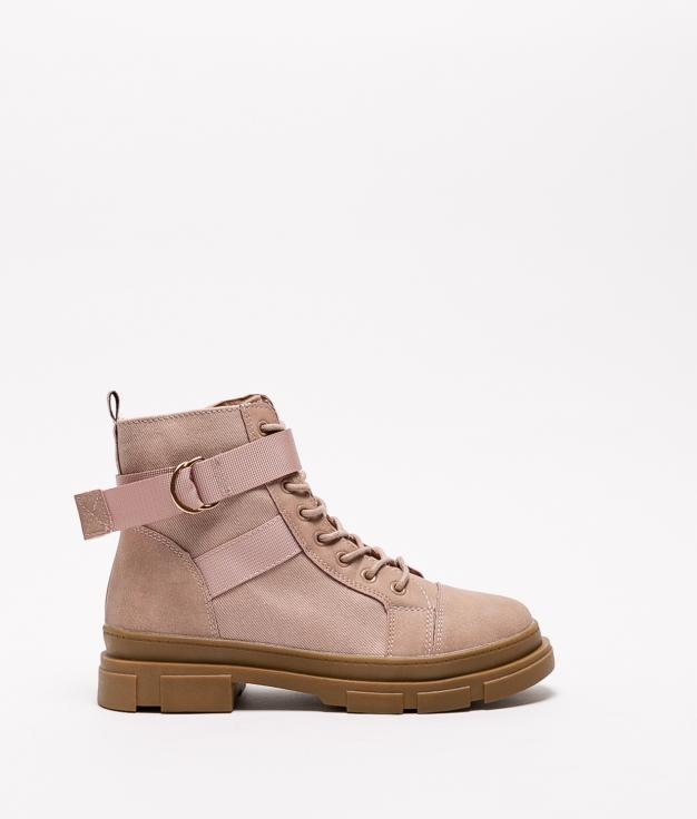 Low Boot Xana - Pink
