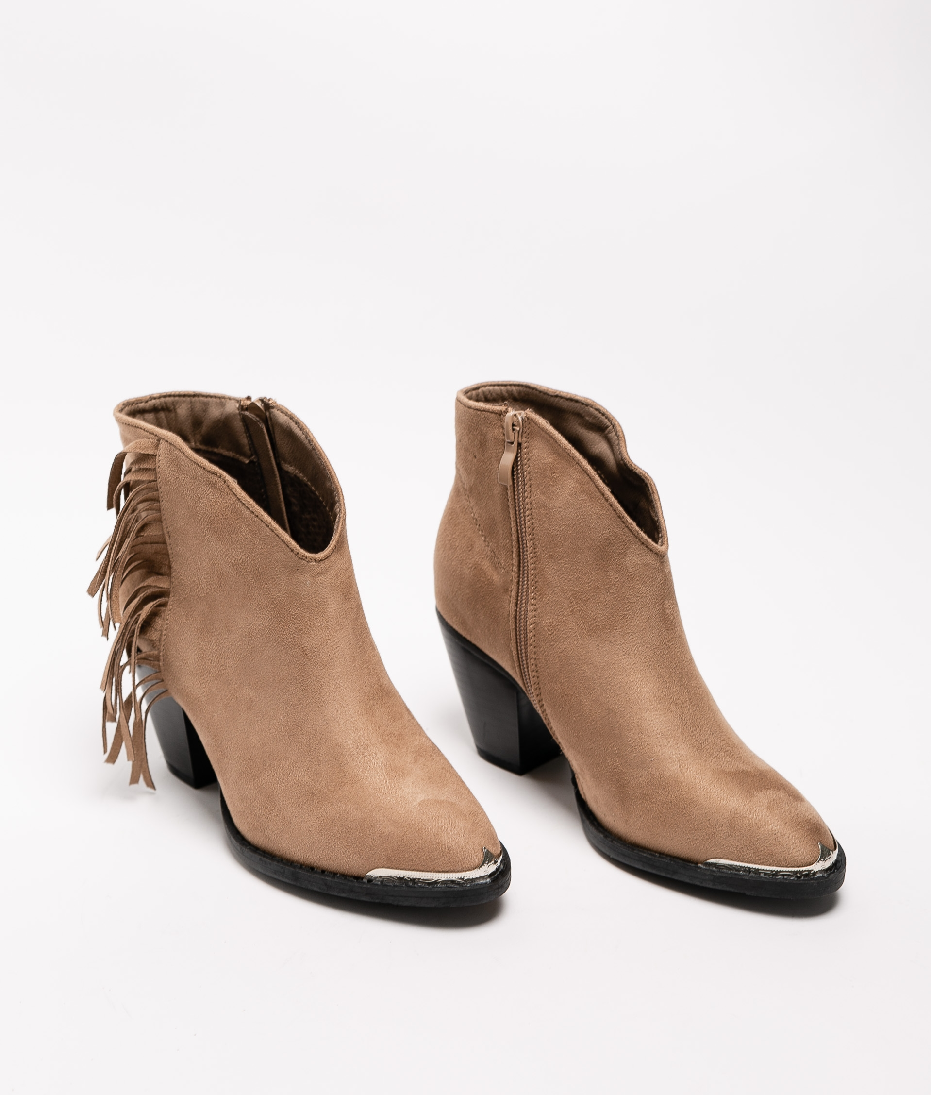 Lakua Low Boot - Kaki