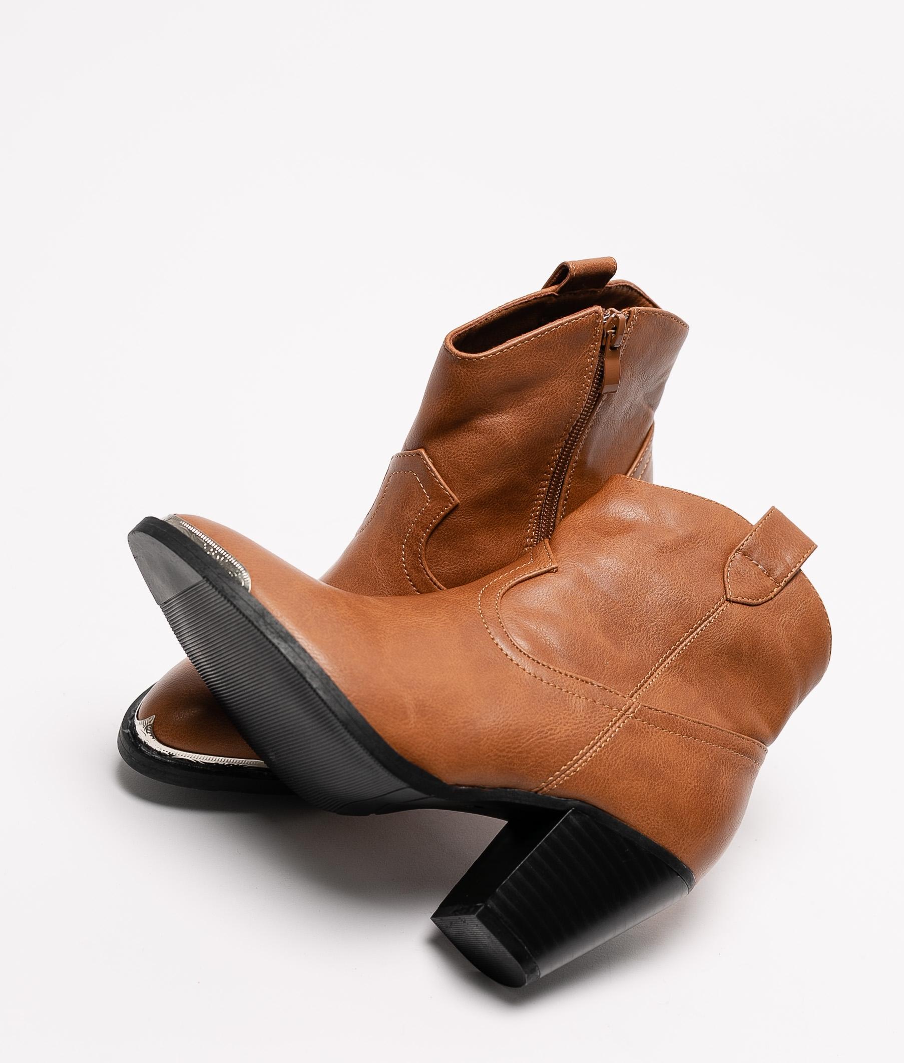 Low Boot Randa - Camel