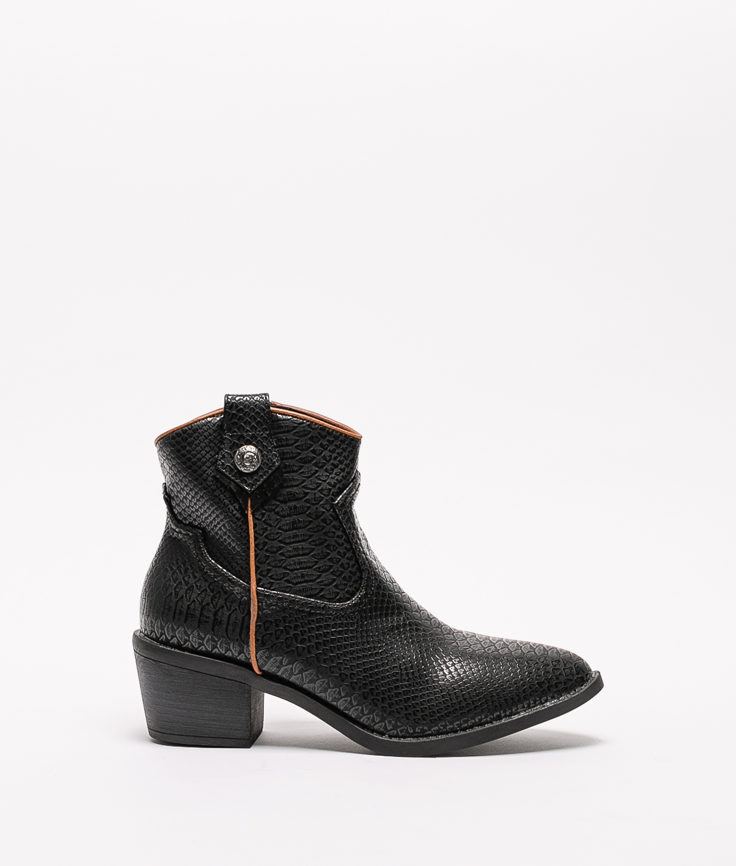 Boot Petite Munch - Noir