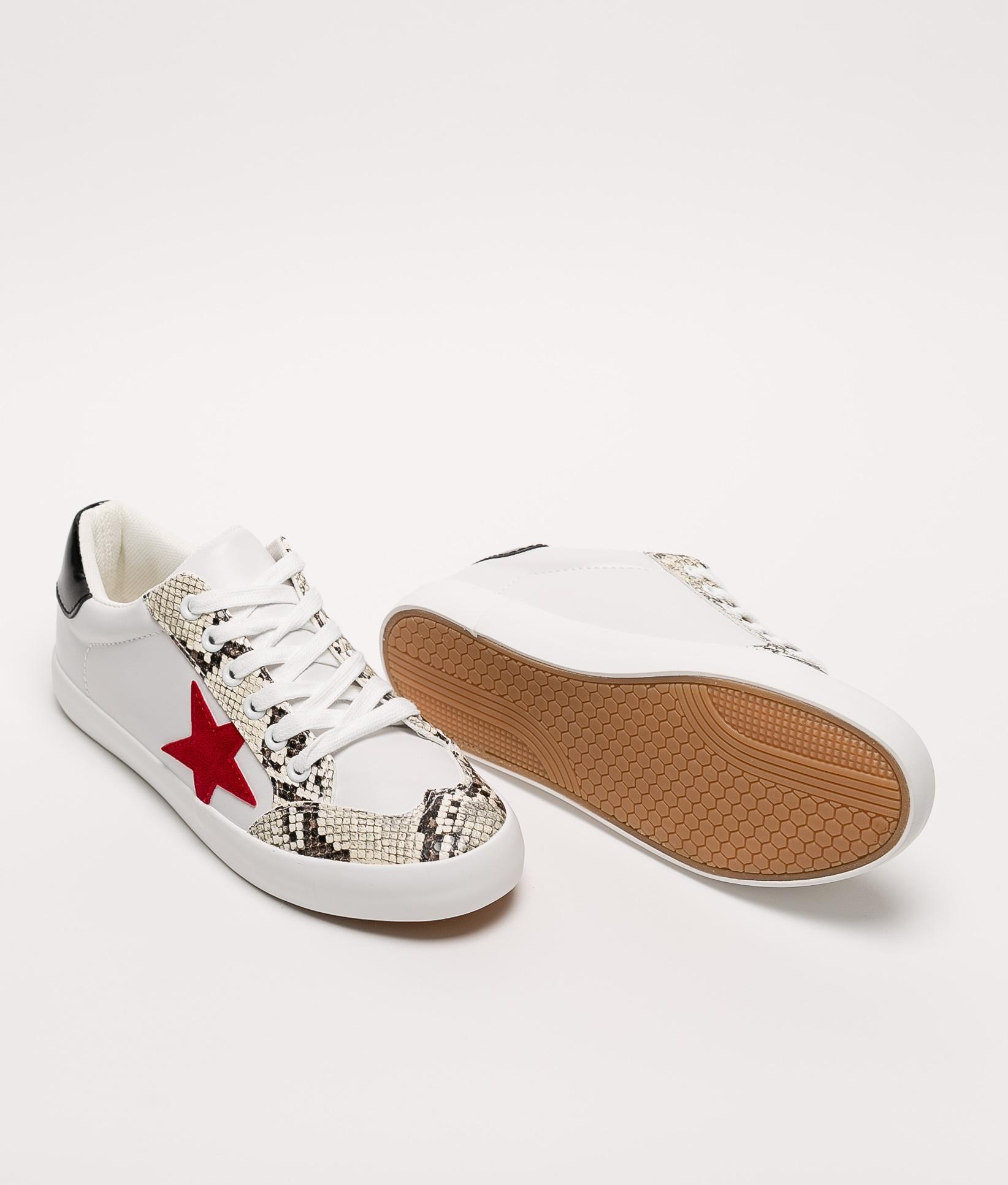 Sneakers Gusen - Leopardo