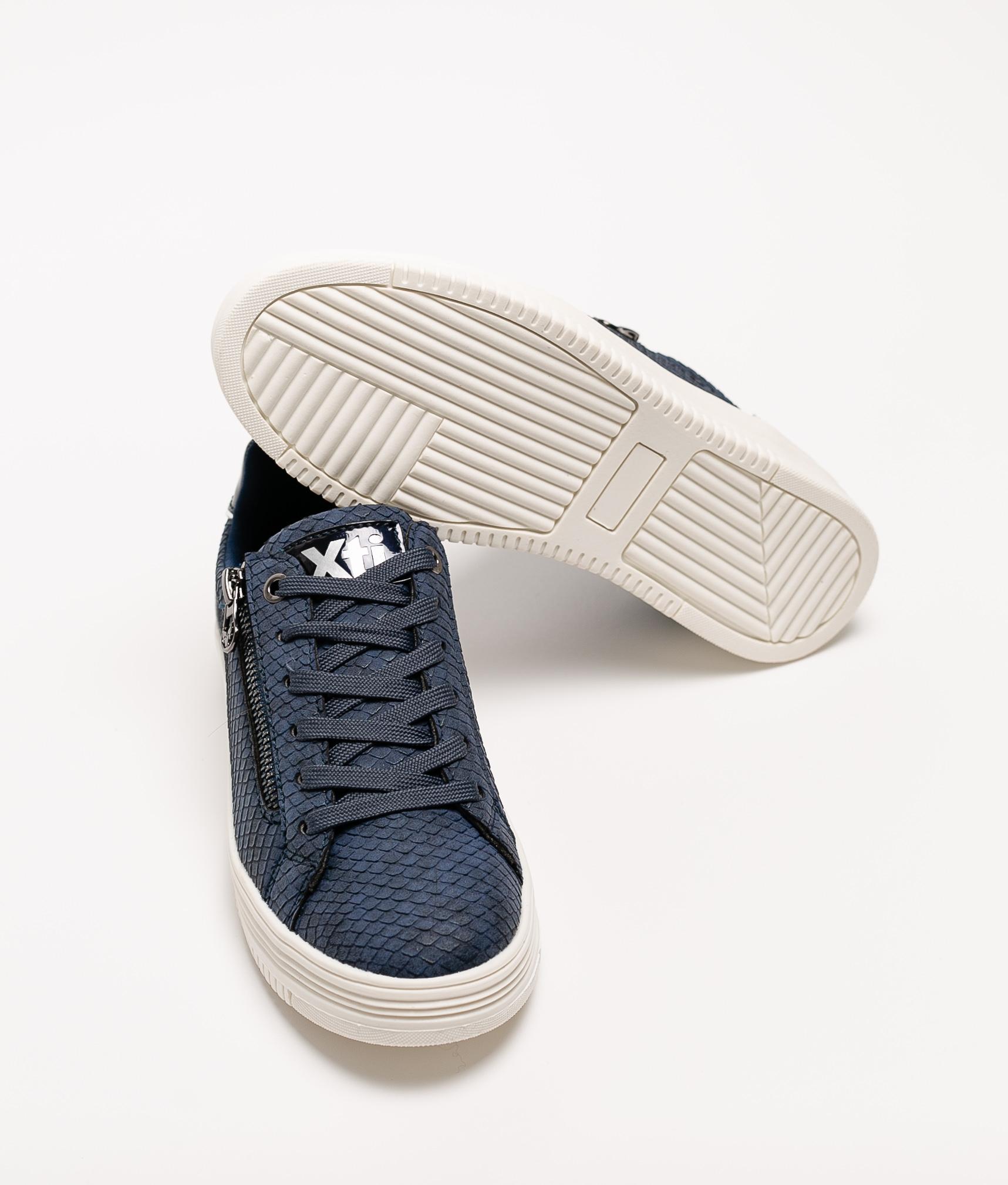 Sneakers Soule Xti - Azul