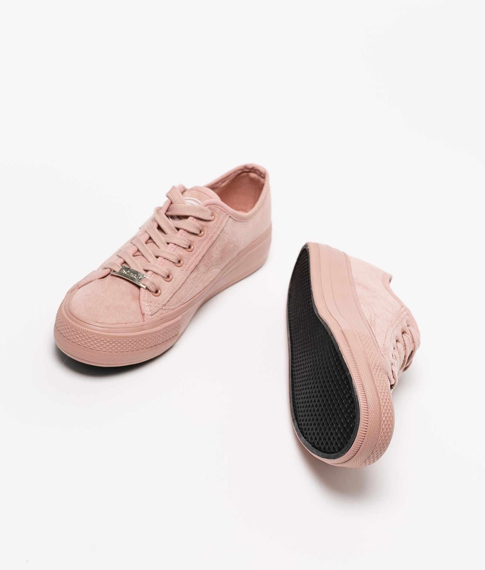 Sneakers Tule Refresh - Rosa
