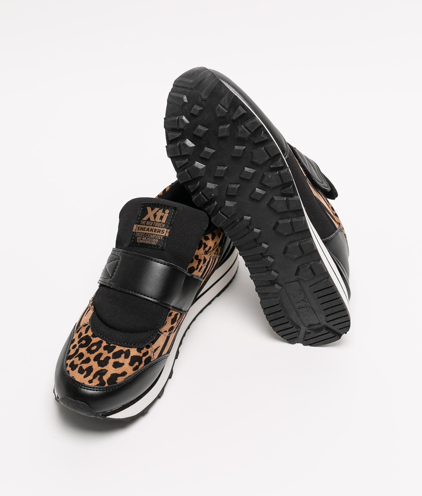 Sneakers Reon Xti - Black