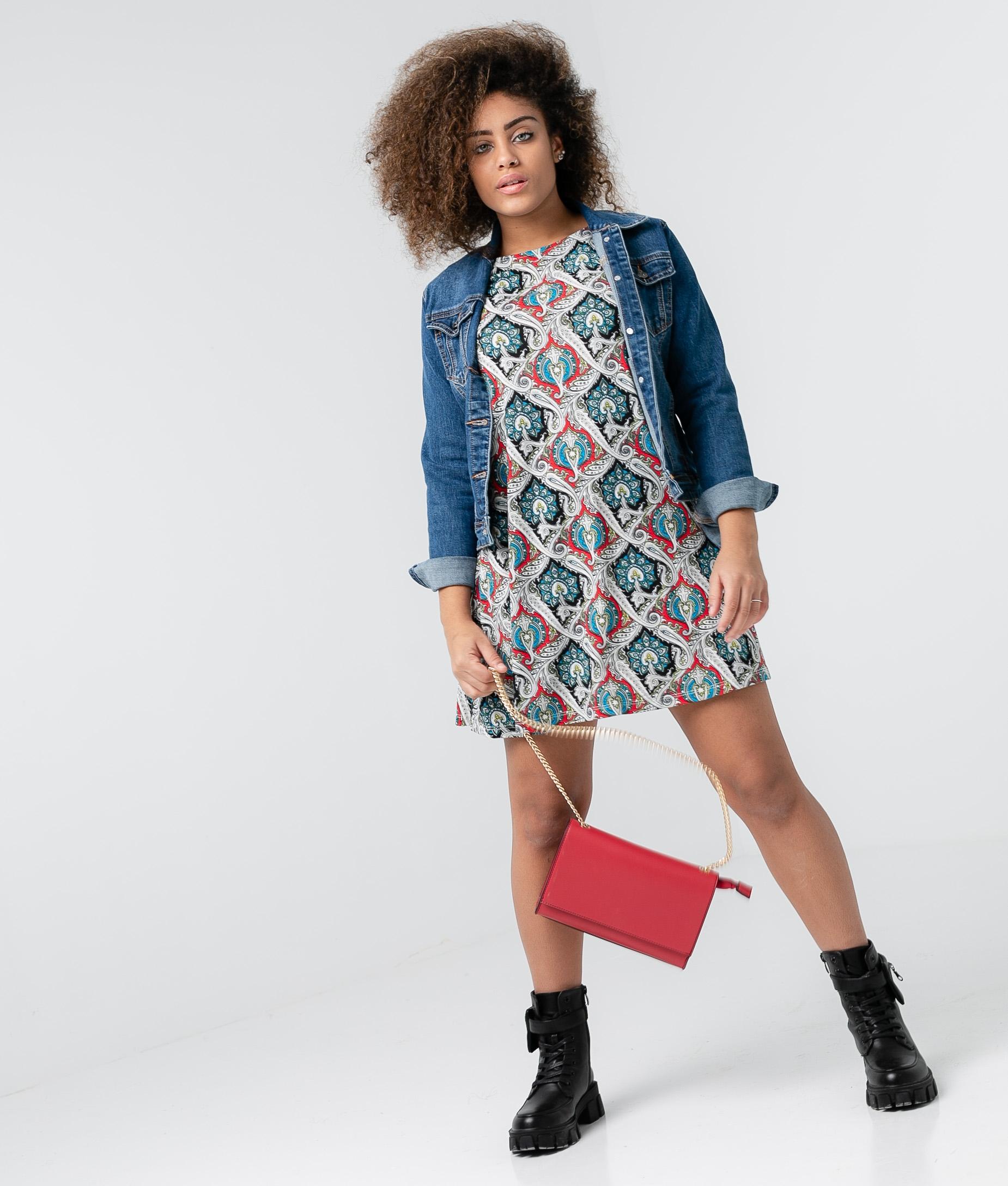 Vestido Nicaragua - Gris
