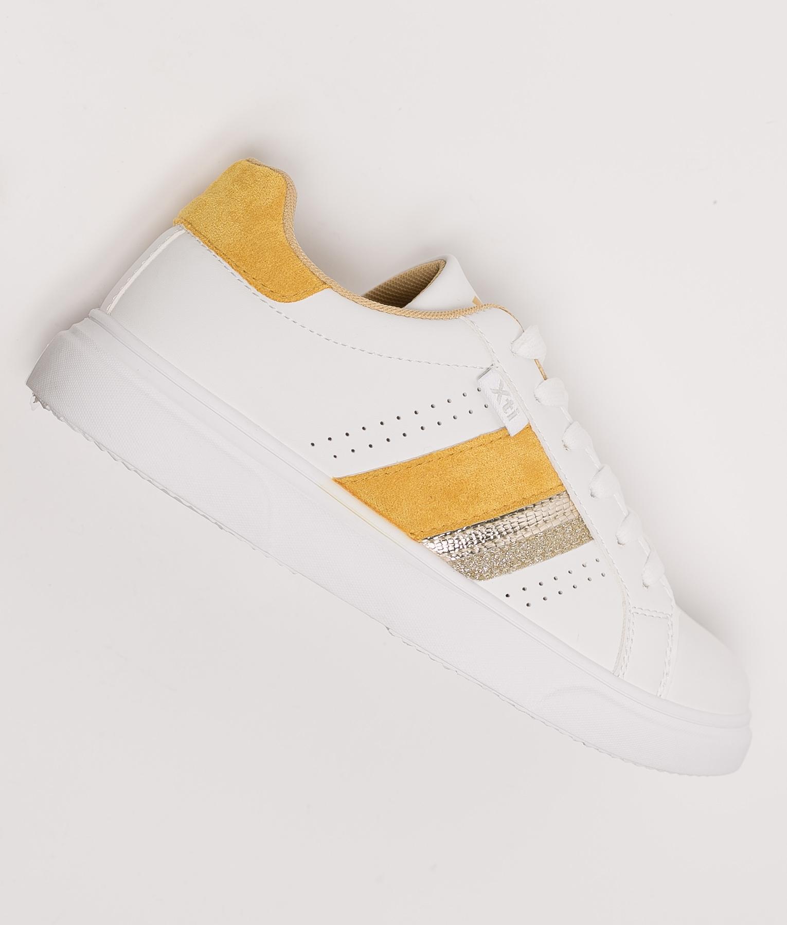 Sneakers Neus Xti- Yellow