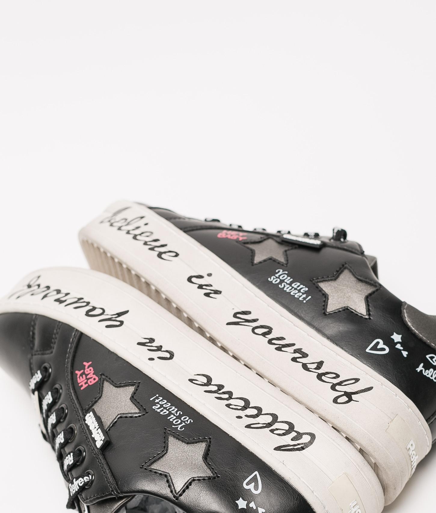 Sneakers Belif - Noir