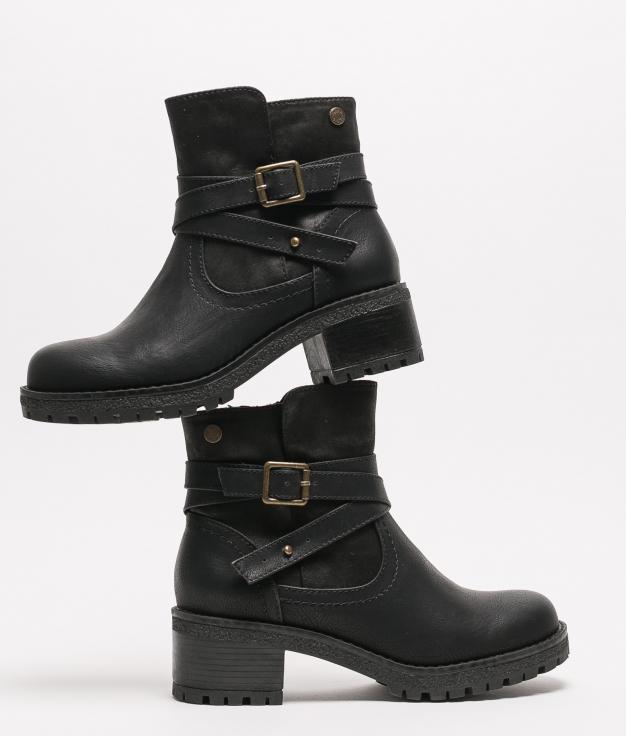 Low Boot Zendik Refresh - Black
