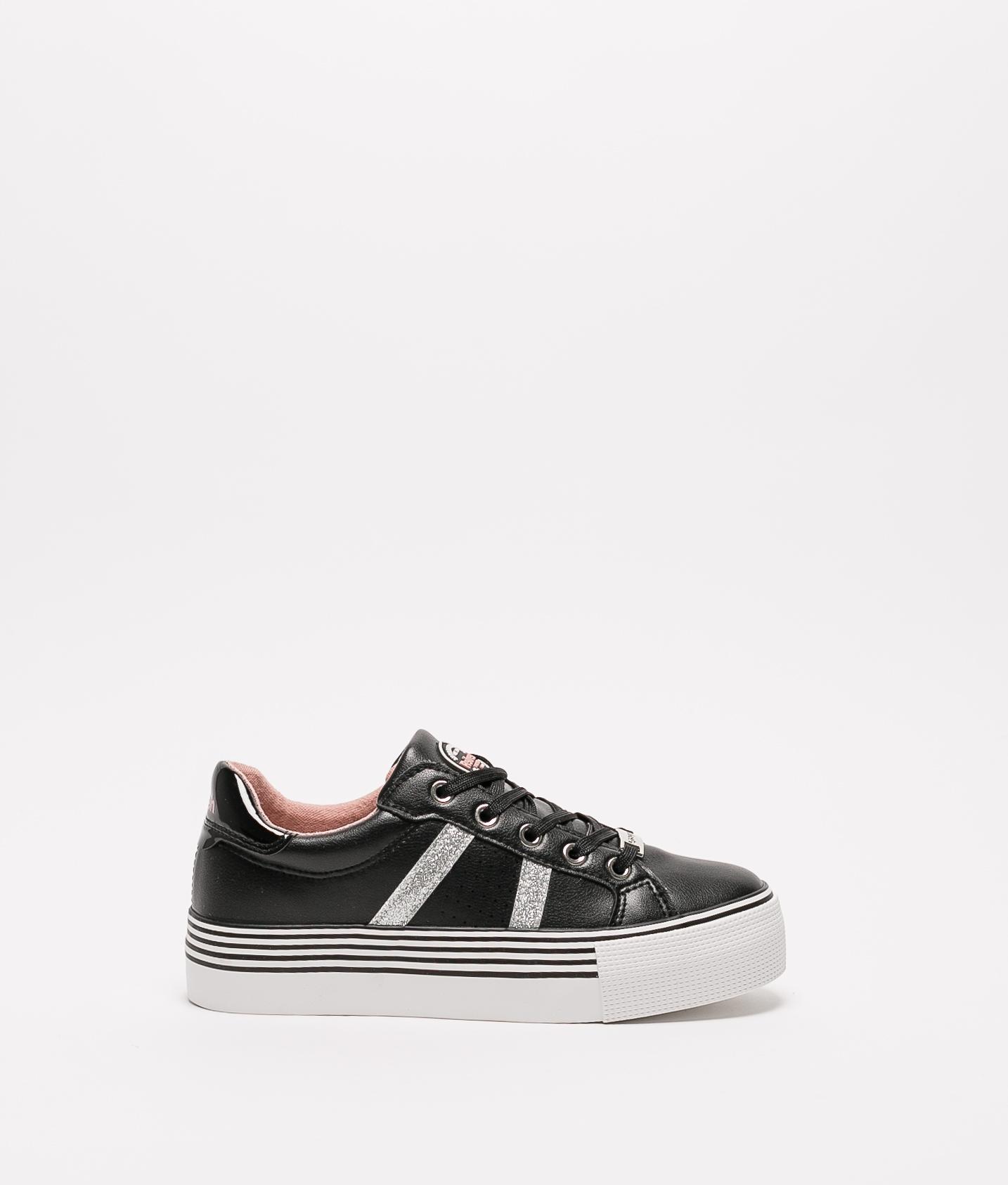 Sneakers Brilo Refresh- Preto