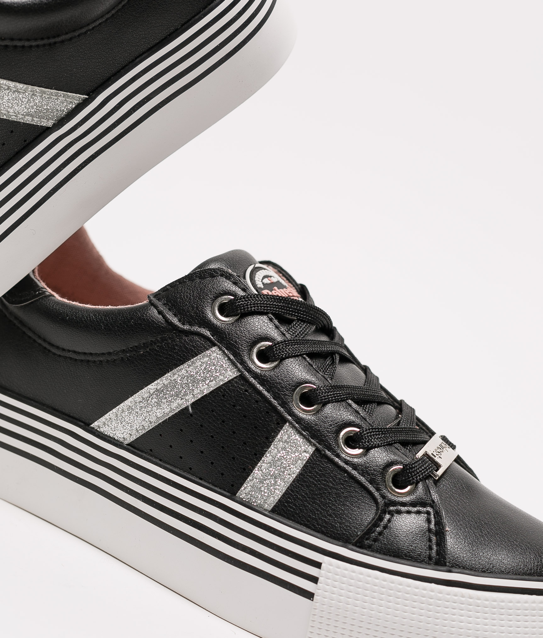 Sneakers Brilo Refresh - Noir