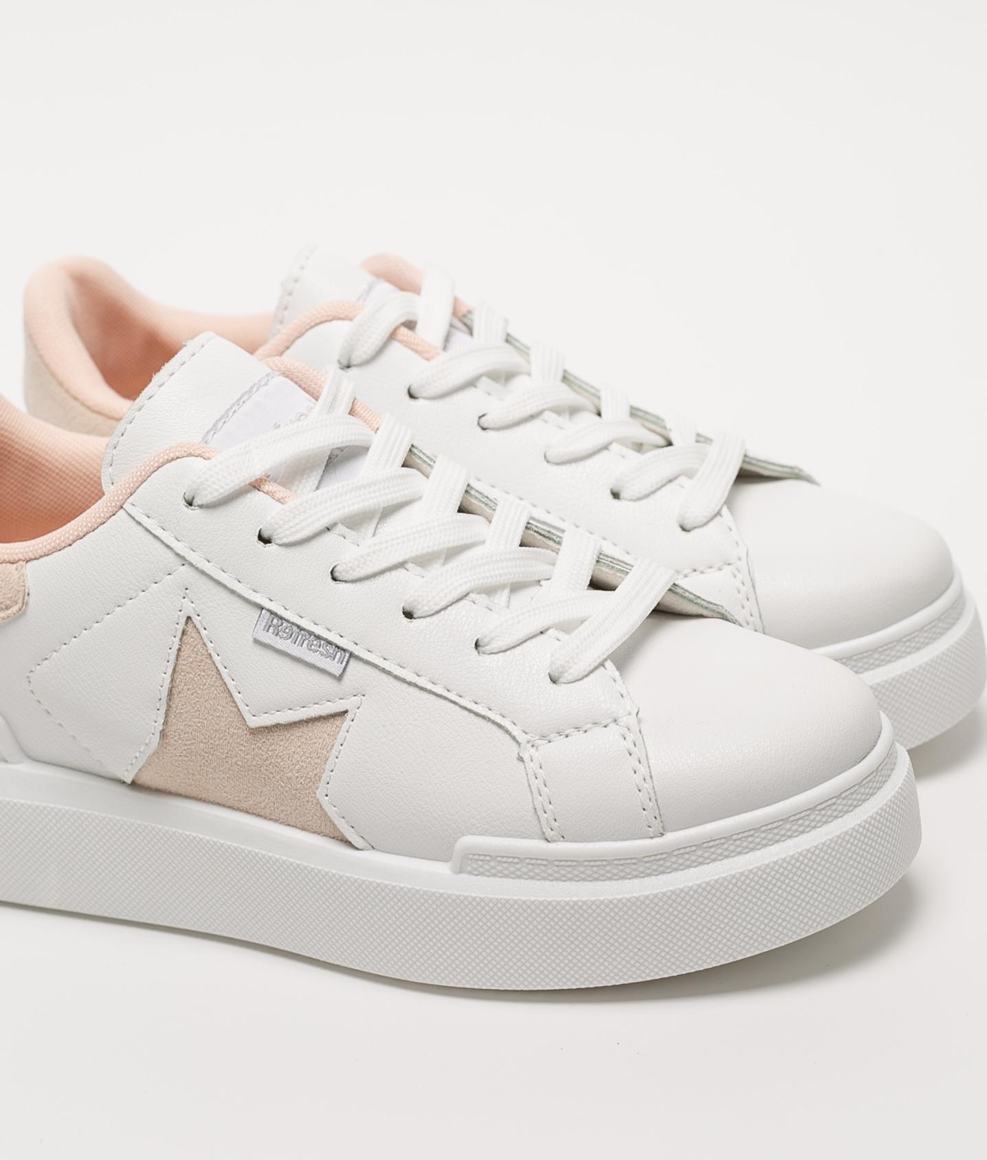 Sneakers Ganet - Nude