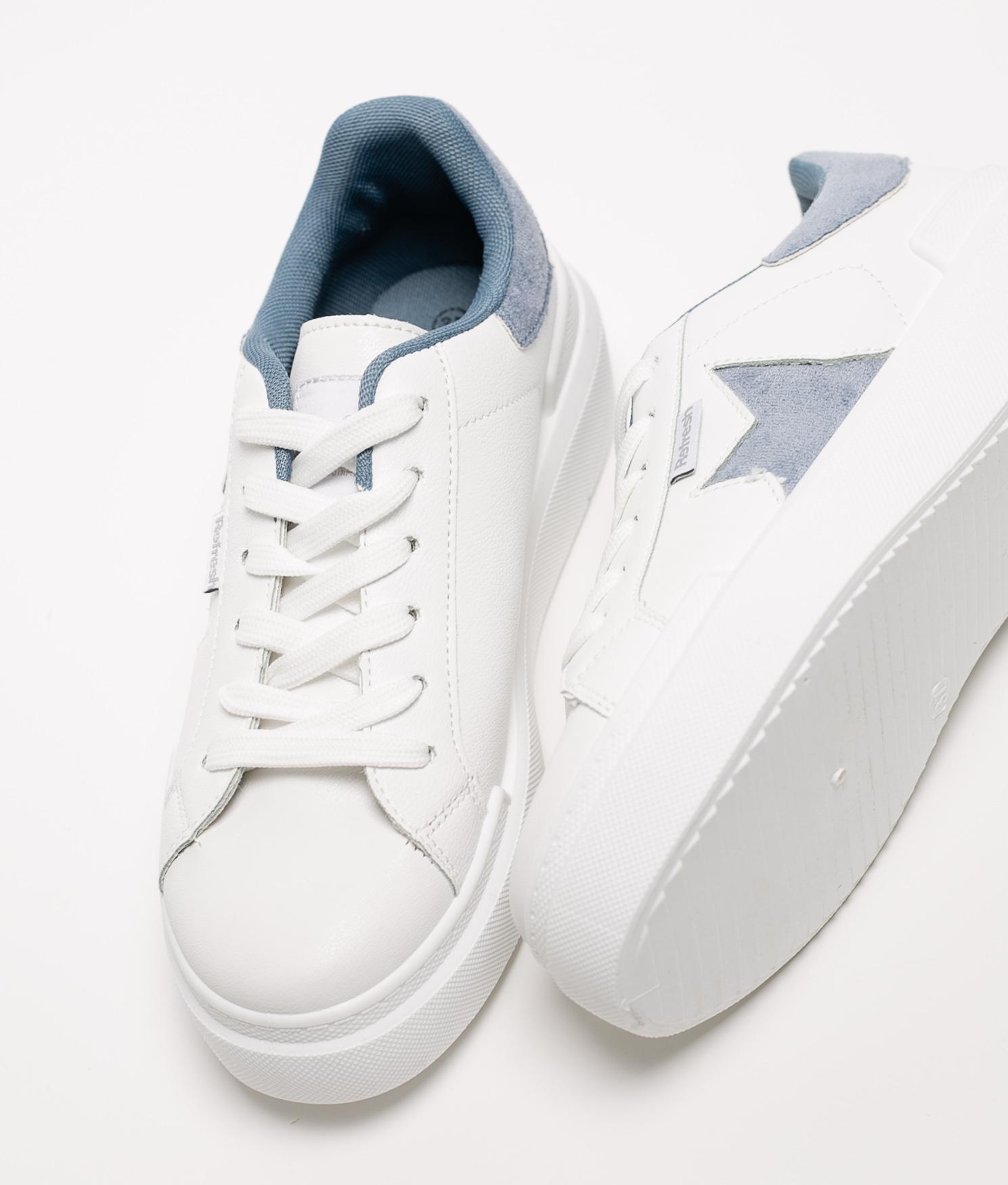 Sneakers Ganet Refresh - Jeans