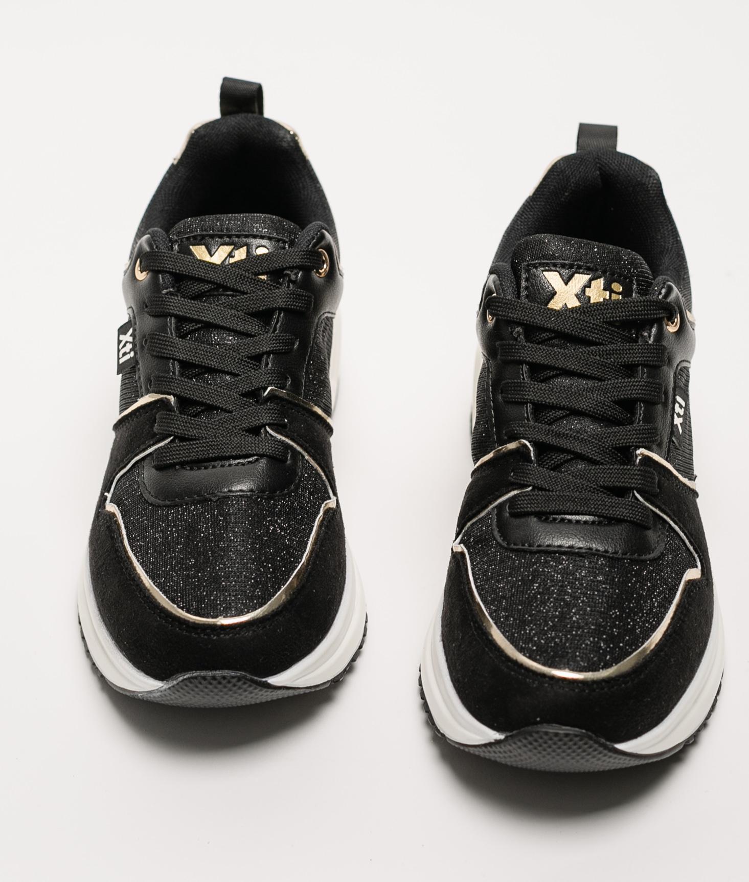 Sneakers Cluba Xti - Black