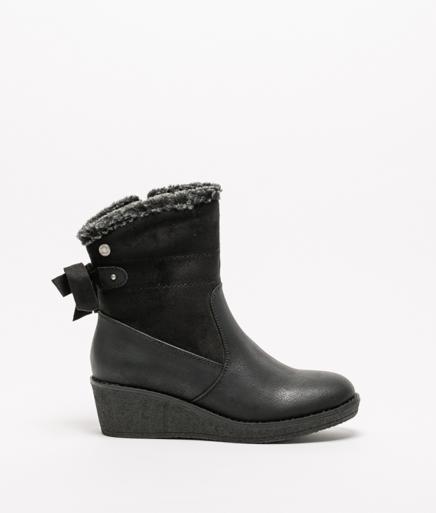 Low Boot Sonke Refresh - Black