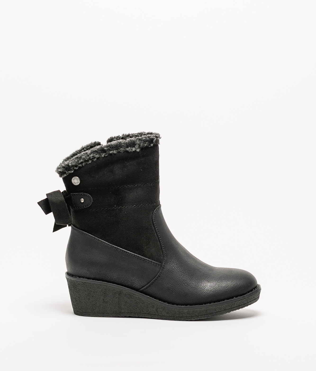 Low Boot Sonke - Black