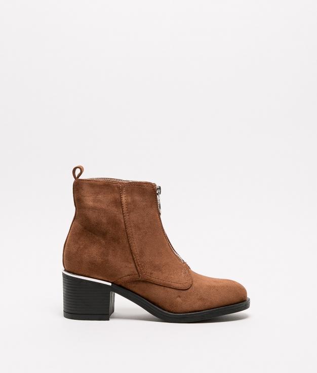 Low Boot Surko - Camel