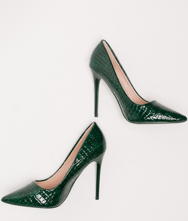 Zapato Letok - Verde