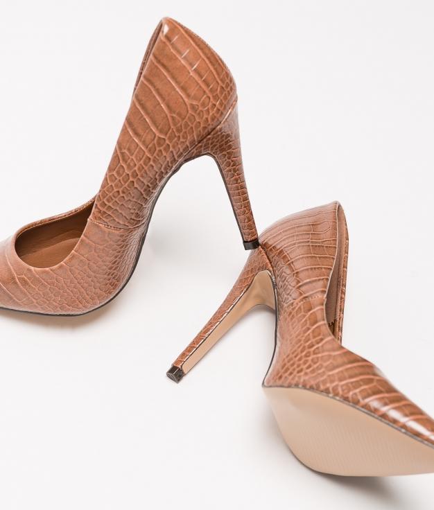 Zapato Blinte - Camelo