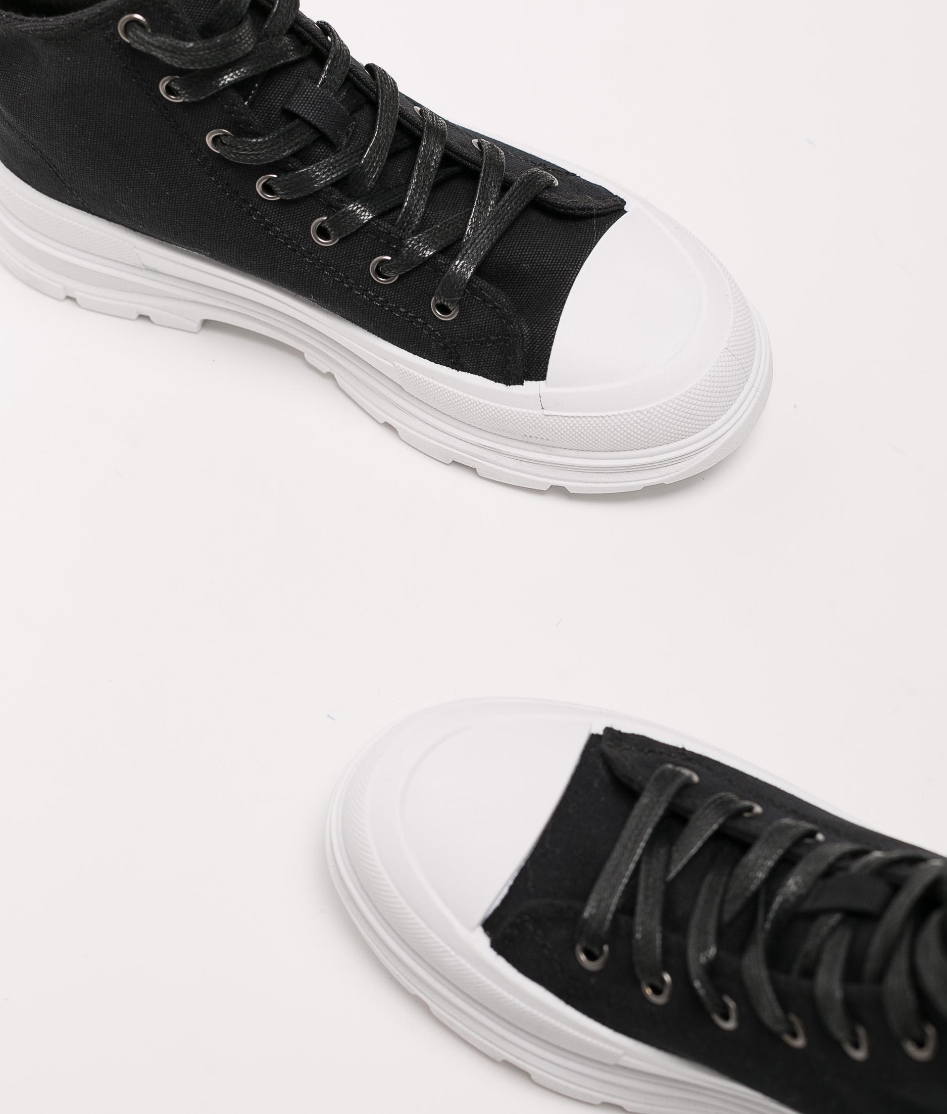 Sneakers Lenui - White/Black