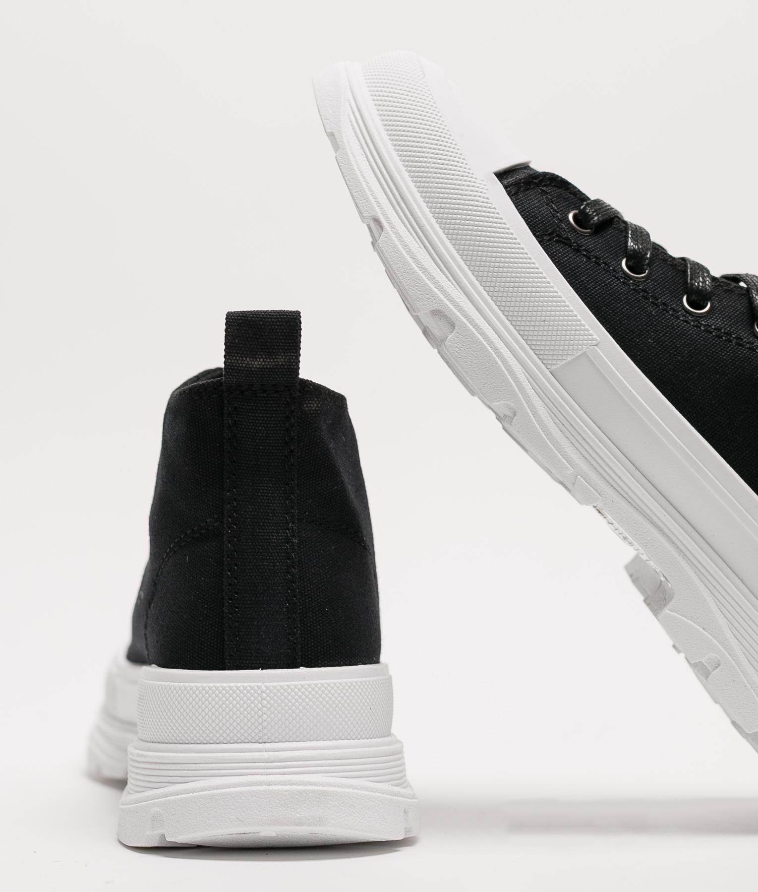 Sneakers Lenui - Branco/Preto