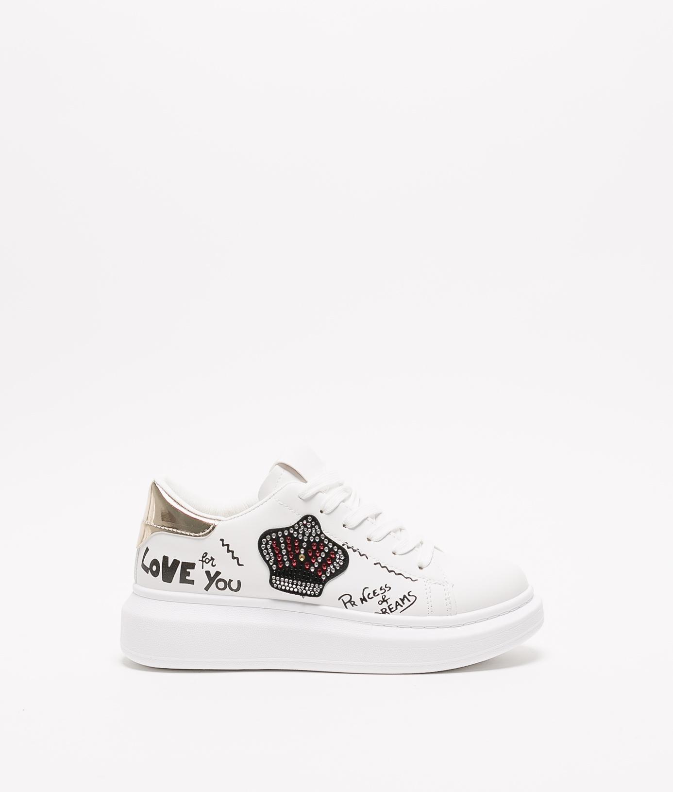 Sneakers Rona - Golden
