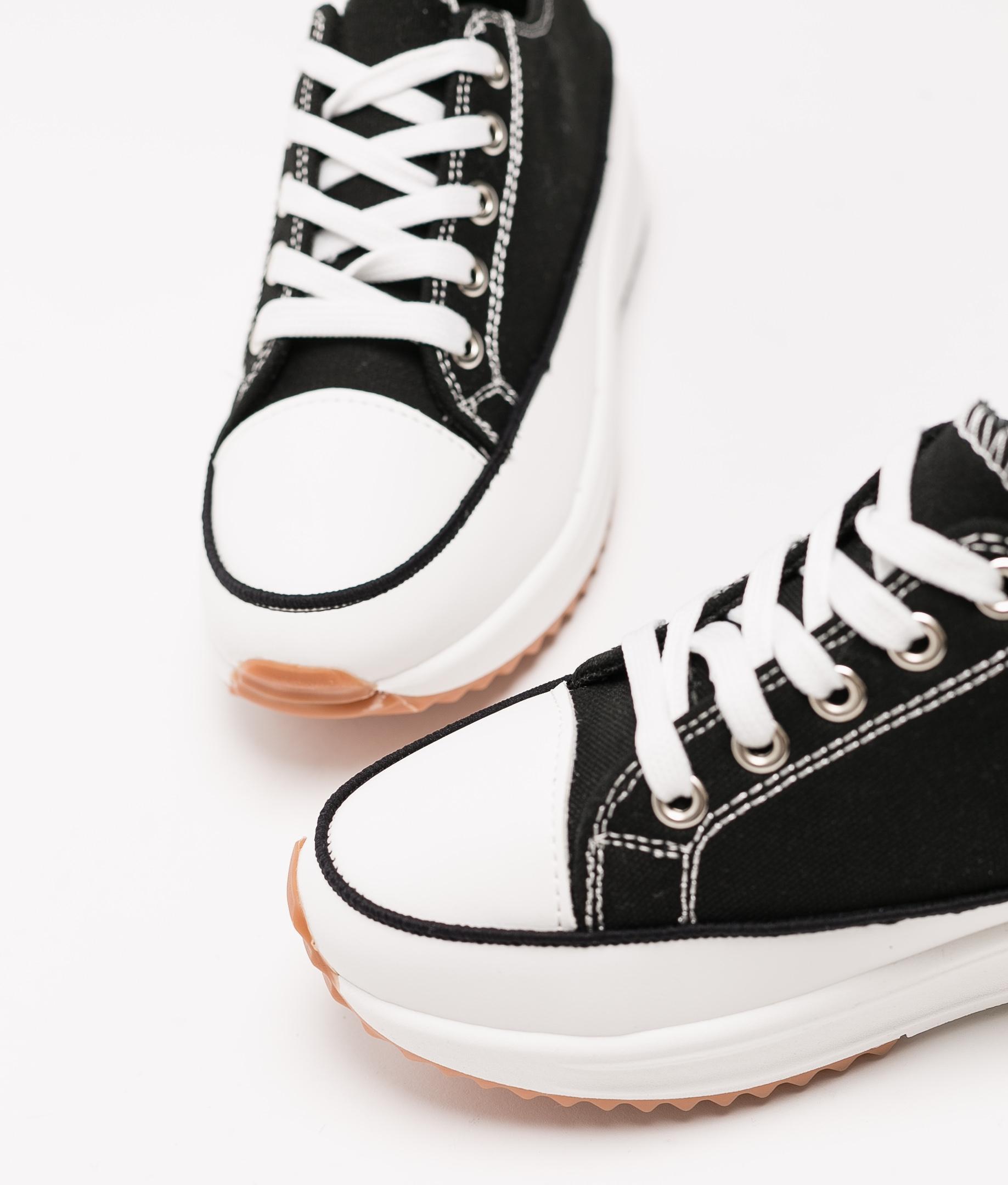 Sneakers Klun - Preto
