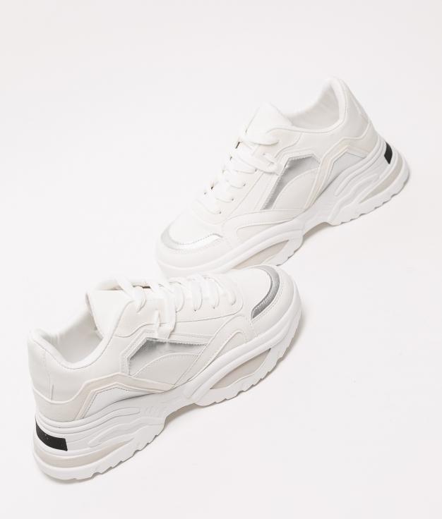 Sneakers Trombi - Blanco