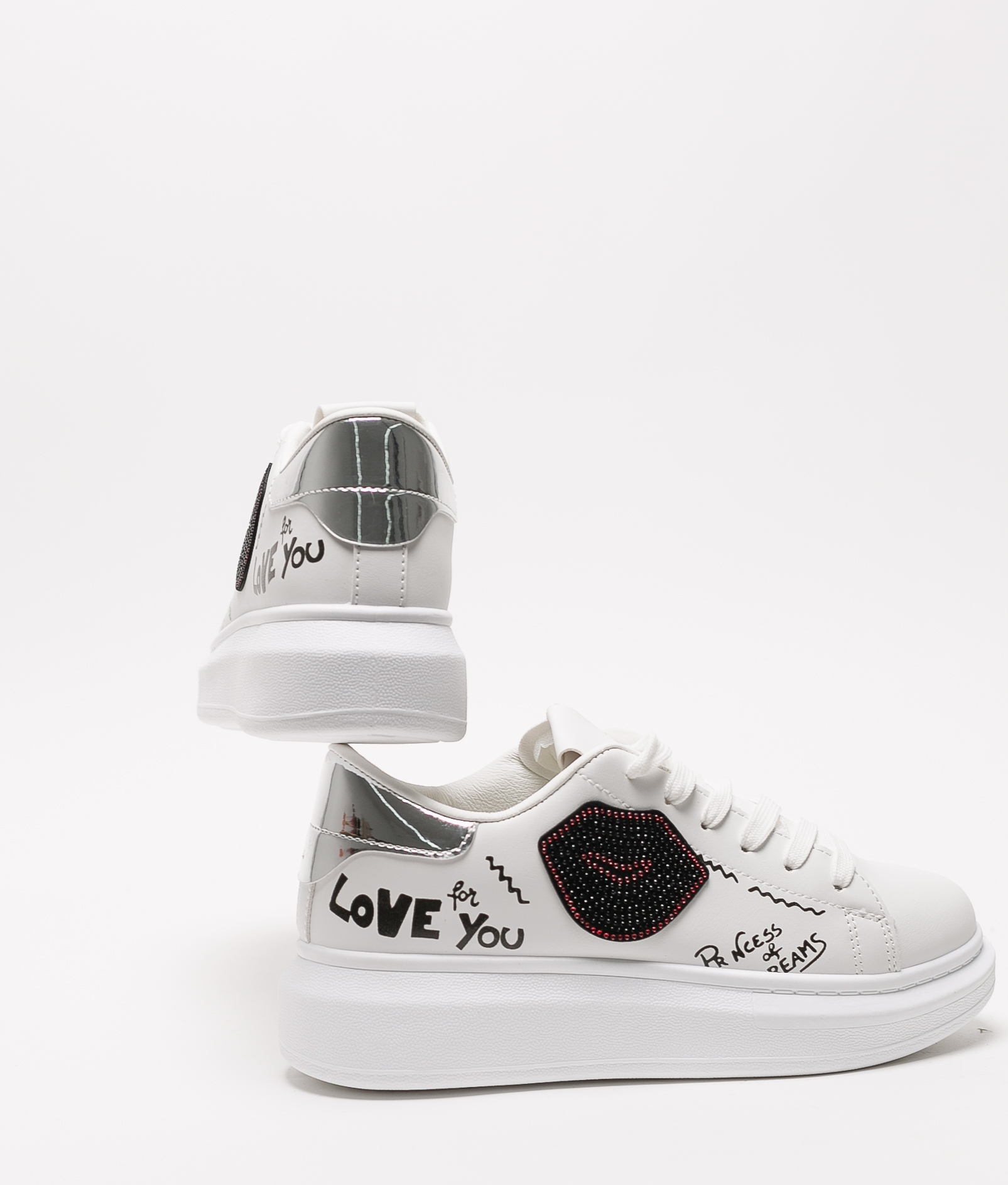 Sneakers Narot - Silver