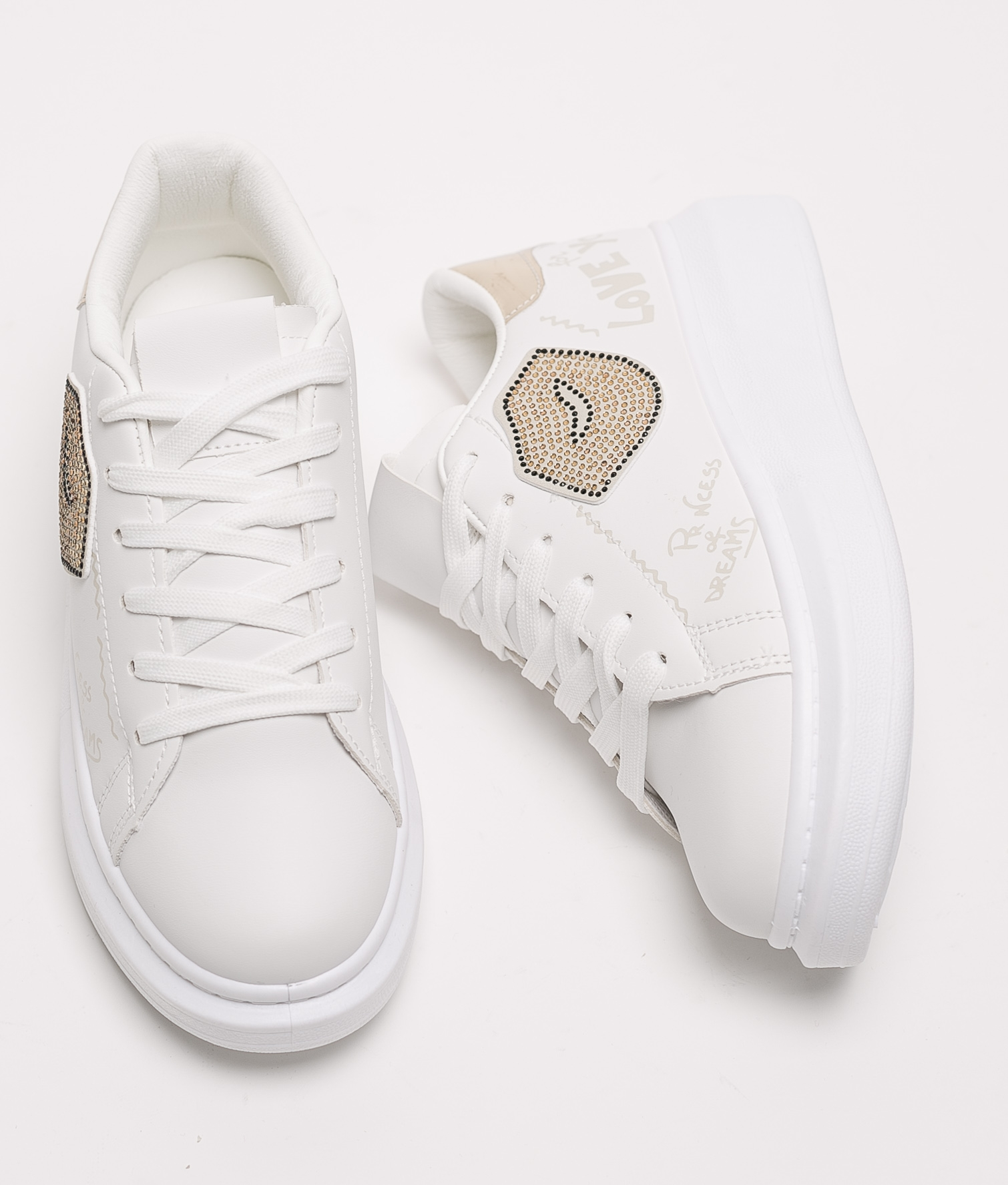 Sneakers Narot - Or