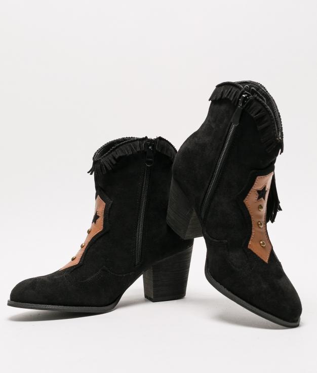 Low Boot Curtis - Black