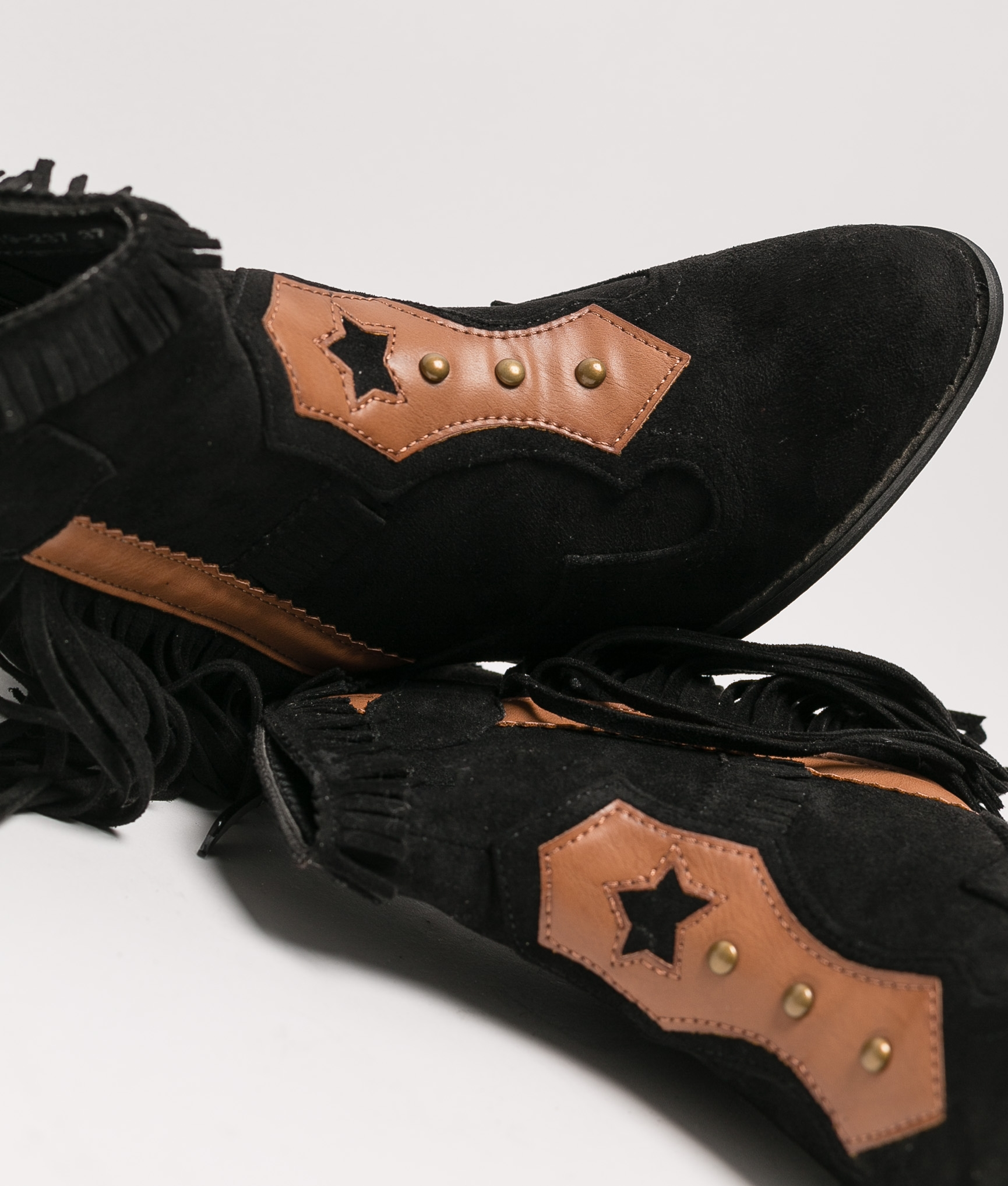 Low Boot Curtis - Black
