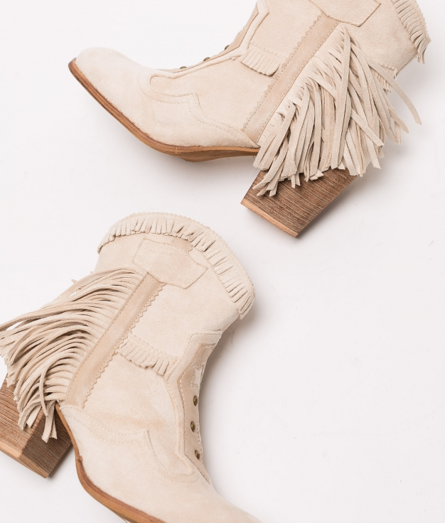 Low Boot Curtis - Beige