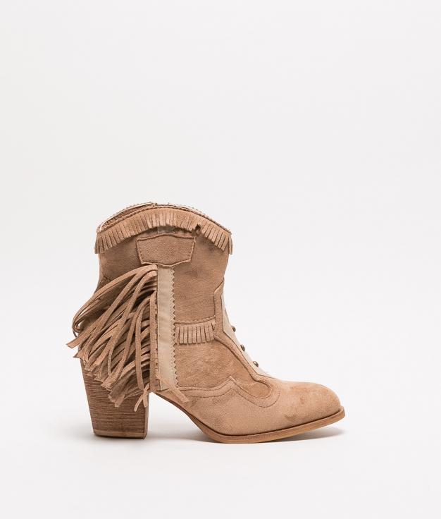 Boot Petite Curtis - Maron
