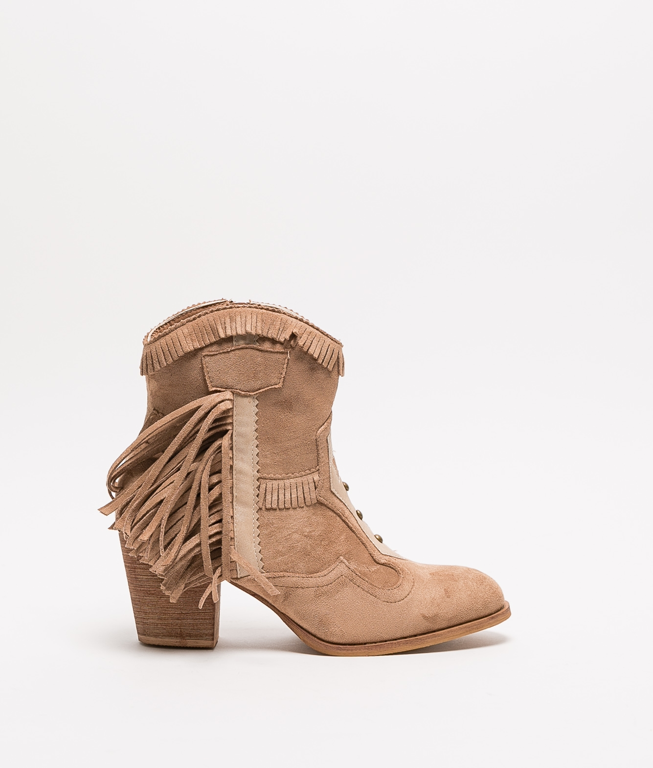 Low Boot Curtis - Brown