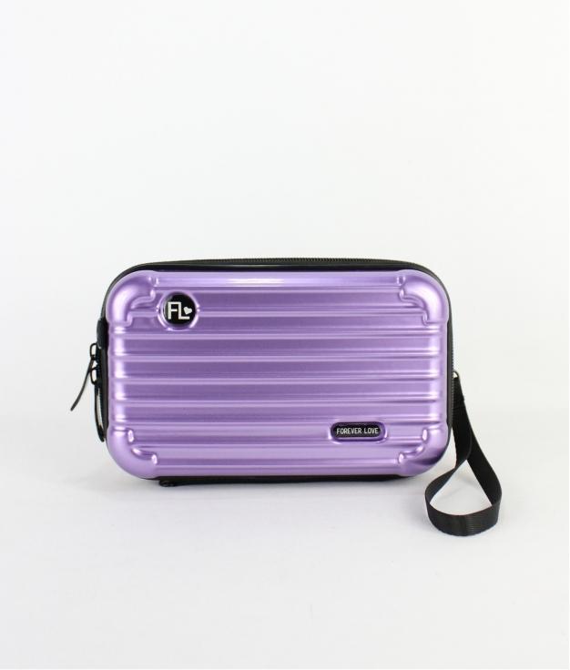 Bandoulière Support Mobile Forever - Violet