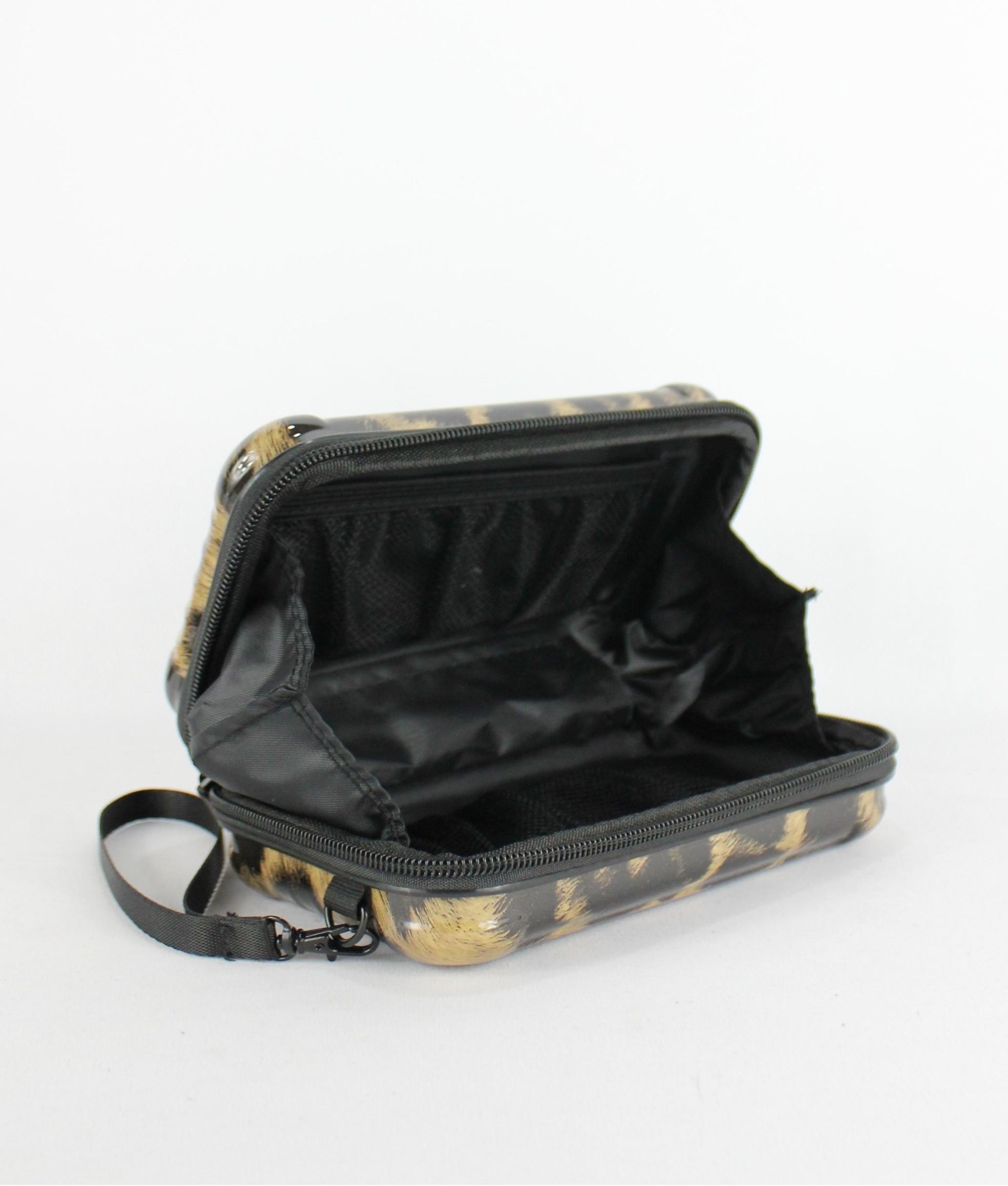 Bandoulière Support Mobile Forever - Leopard