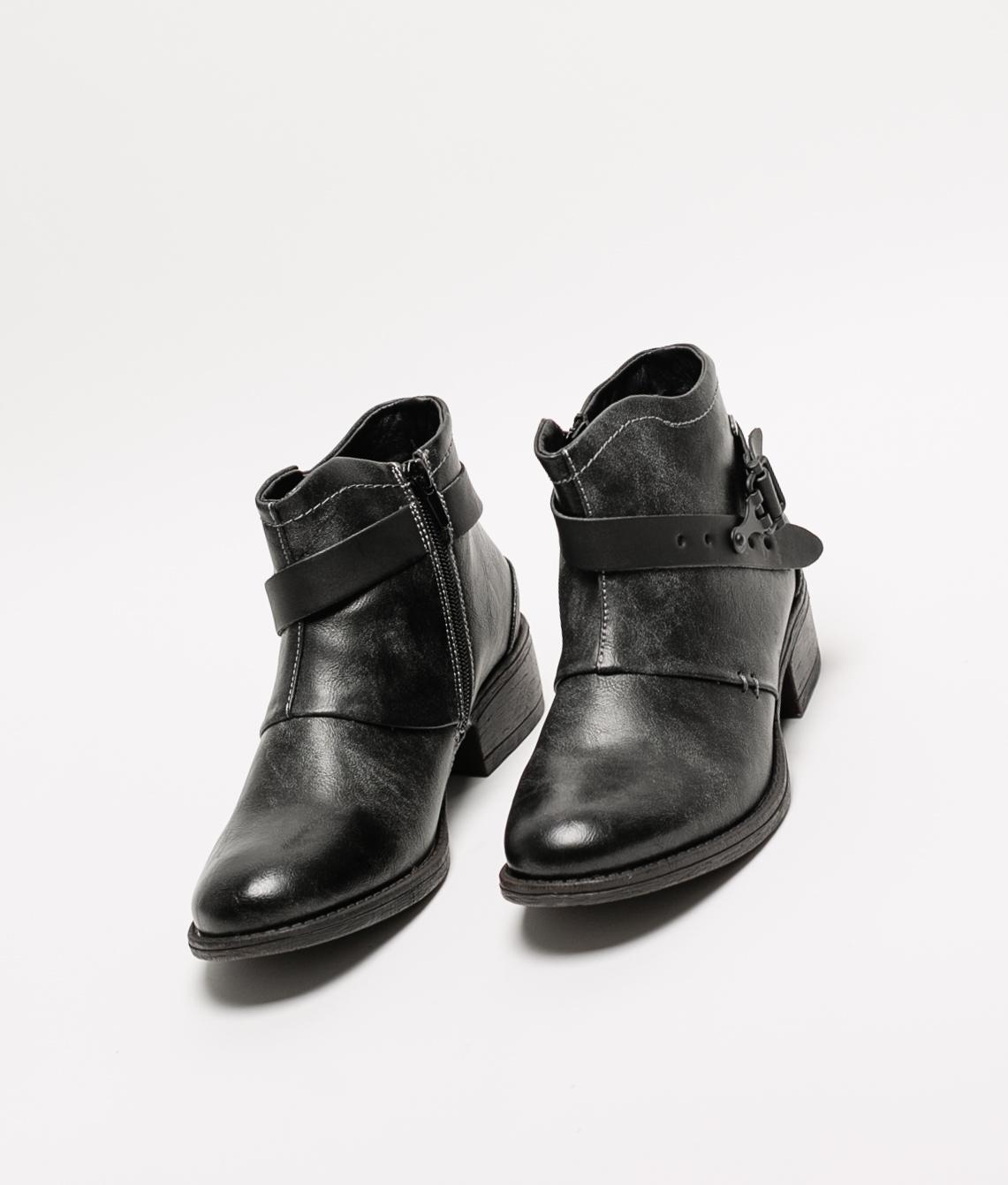 LOWW BOOT PRUSI - BLACK