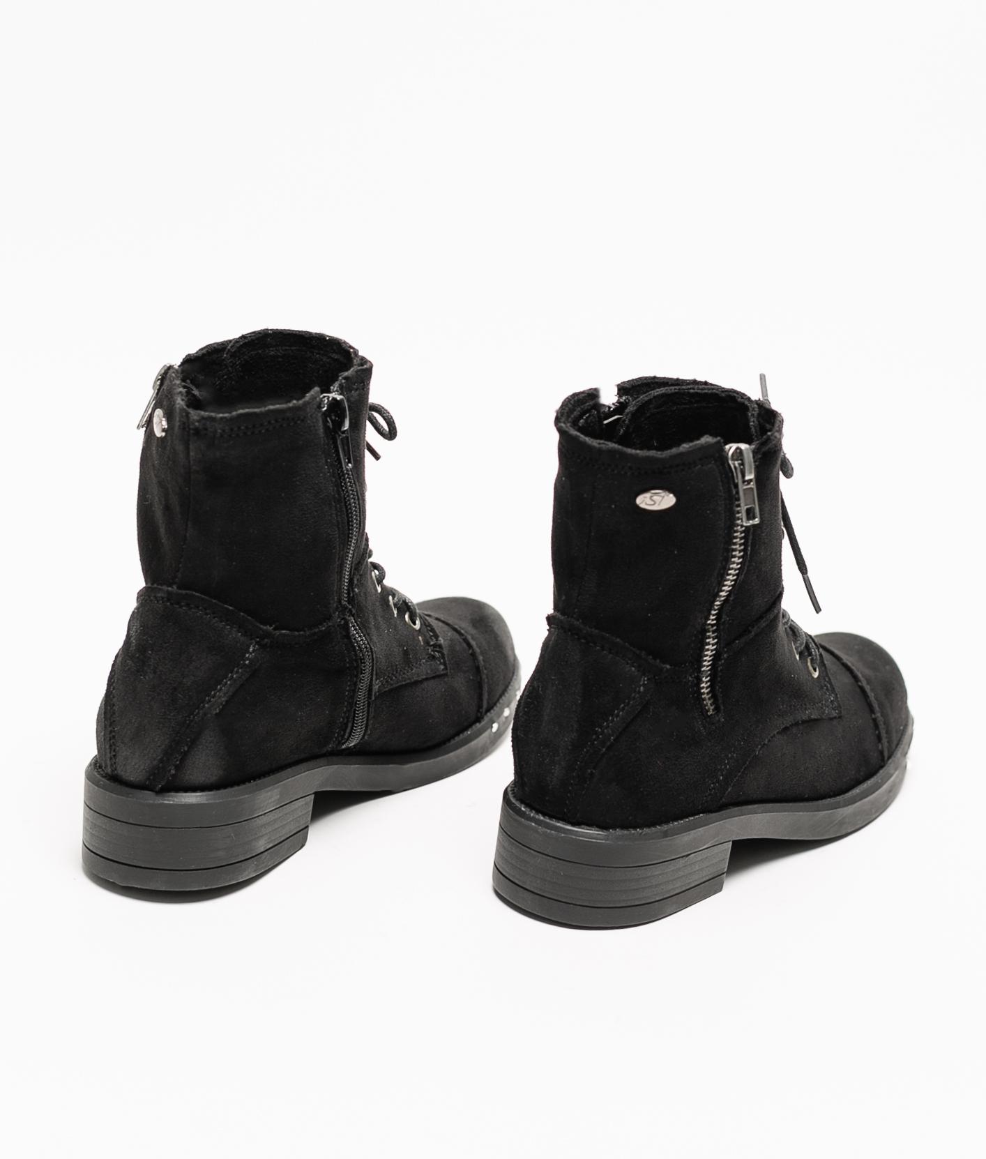 LOWW BOOT PISLEY - BLACK