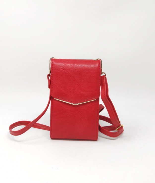 MOBILE HOLDER RASAY - RED