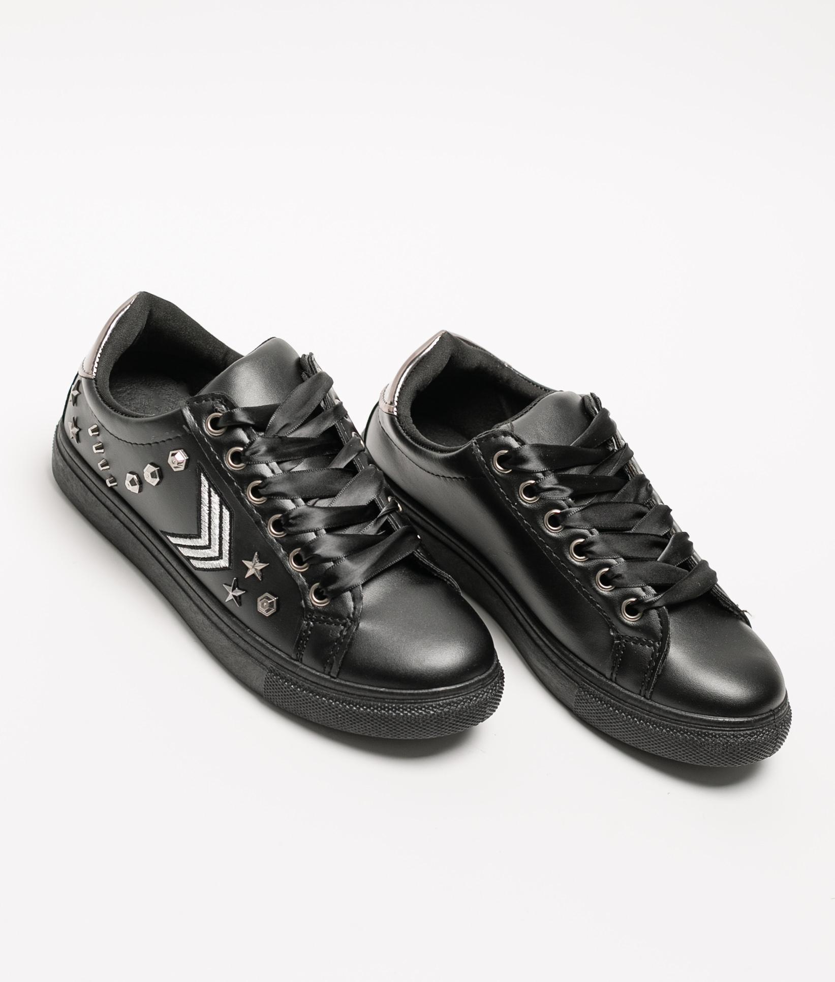 Sneakers TEKO - Negro