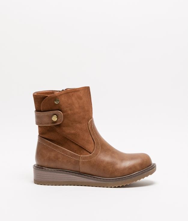Boot Petite Caroa - Chameau