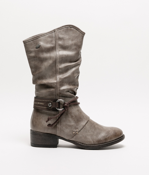 LOWW BOOT LAMPER - TAUPE