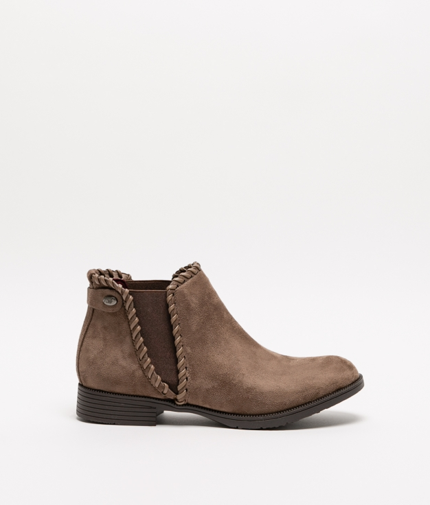 LOWW BOOT LADER - TAUPE