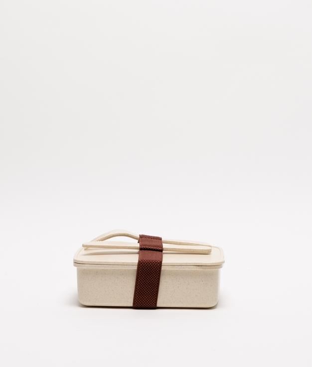 LUNCH BOX - BEIGE