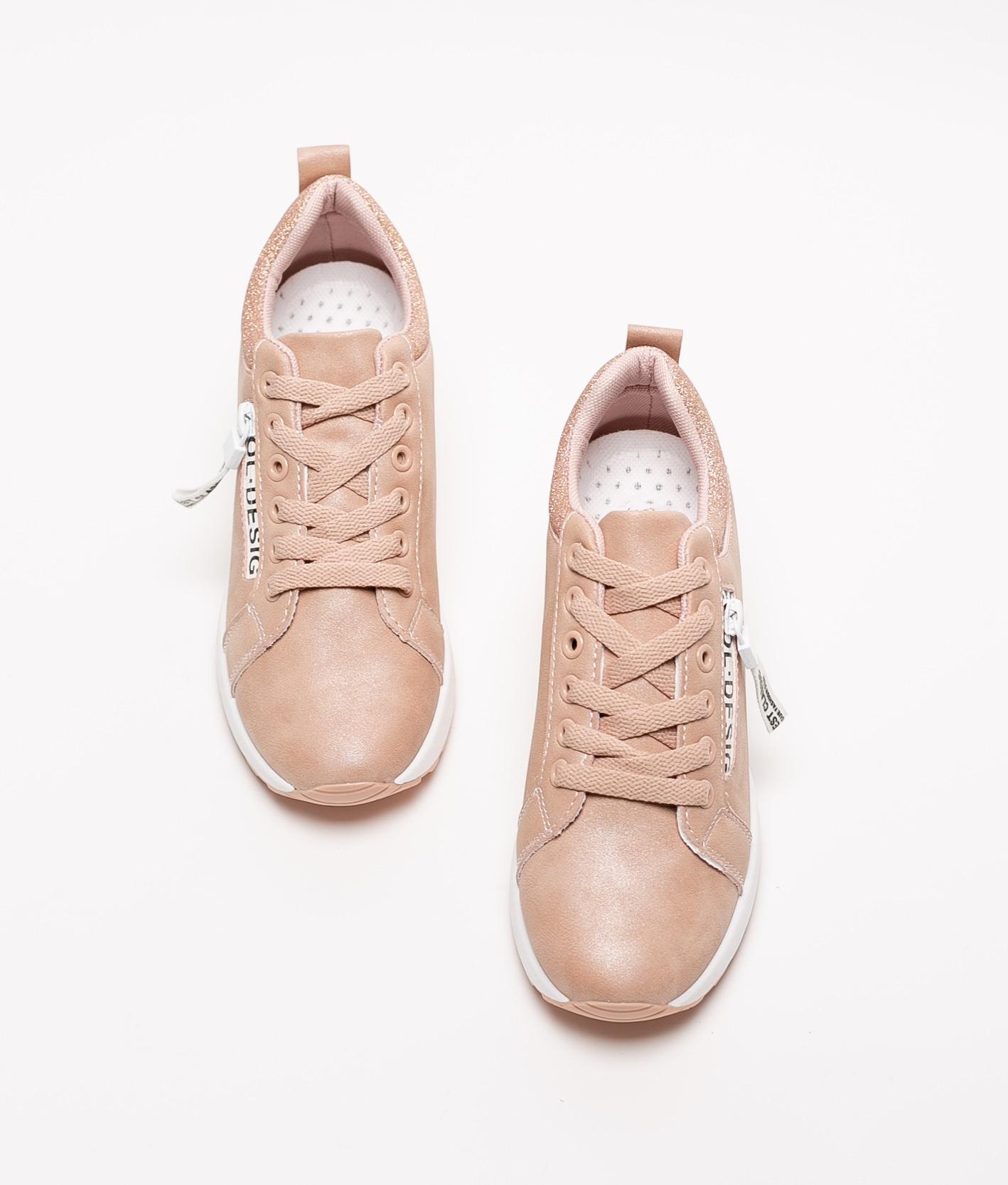 Sneakers SALTY - Rose
