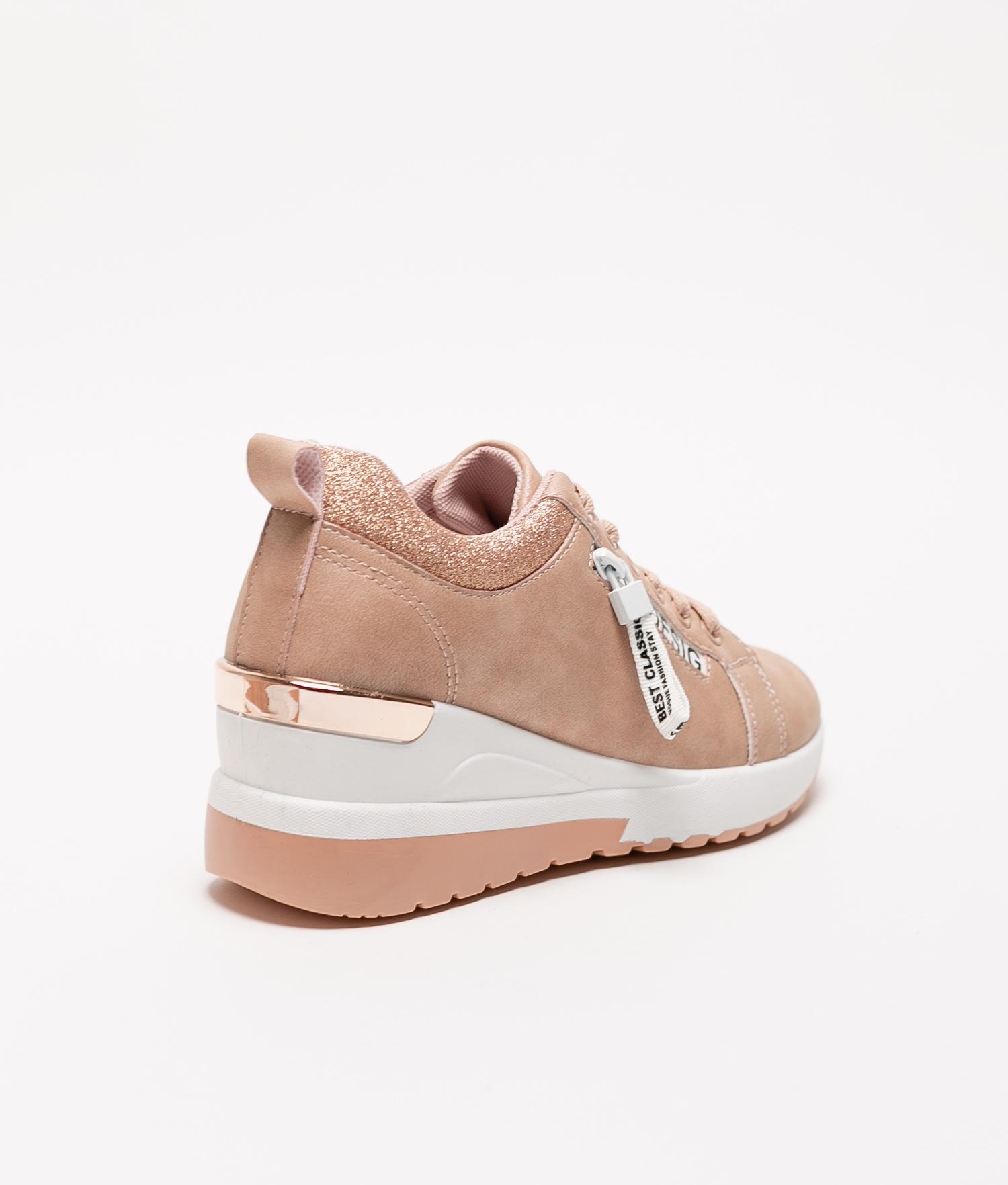 Sneakers SALTY - Pink