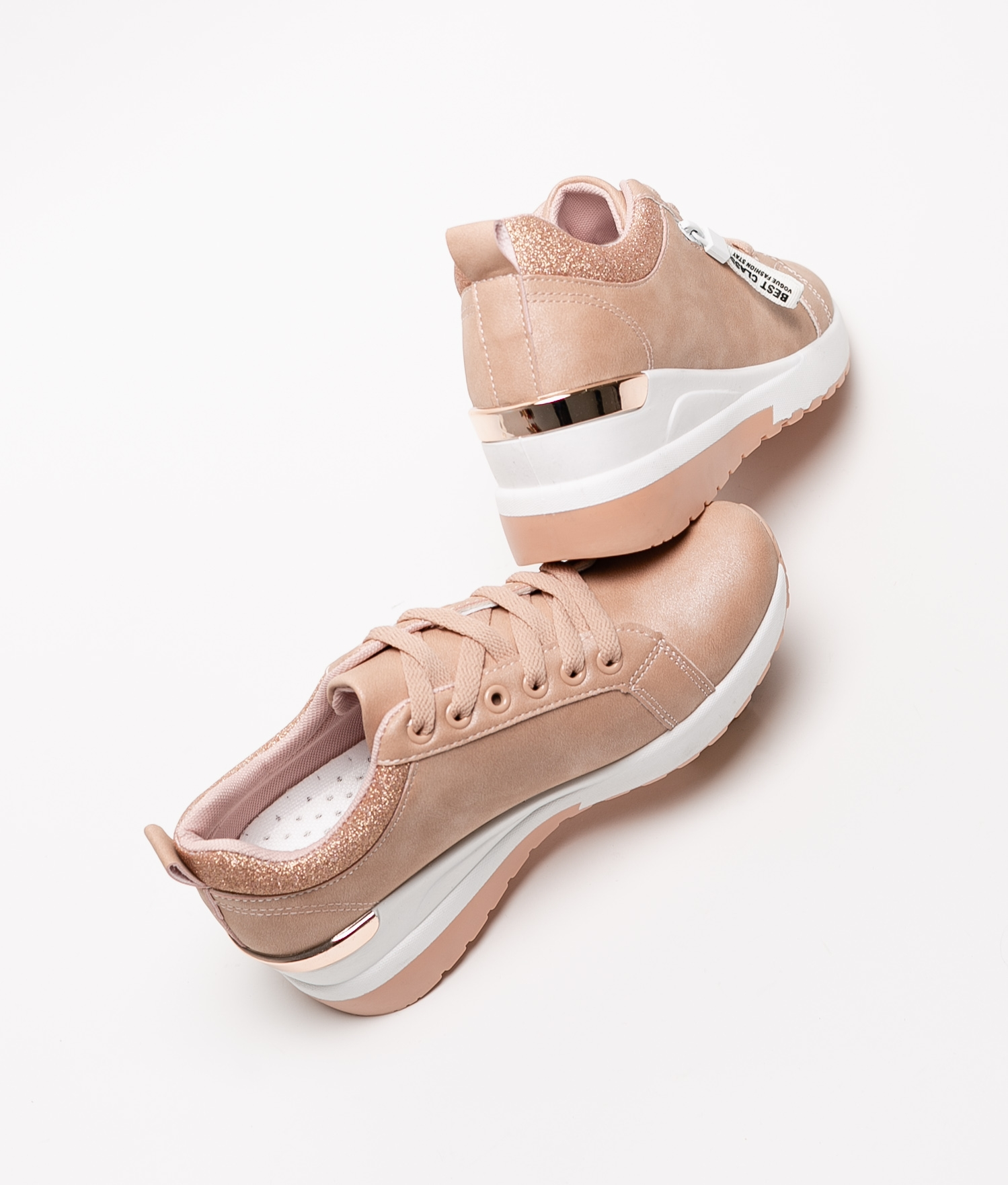 Sneakers SALTY - Rosa