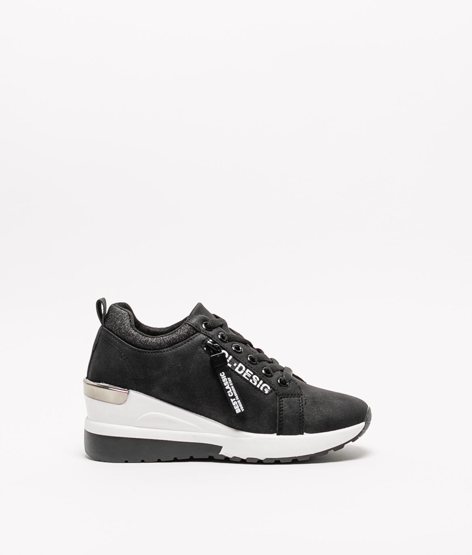 Sneakers SALTY - NOIR