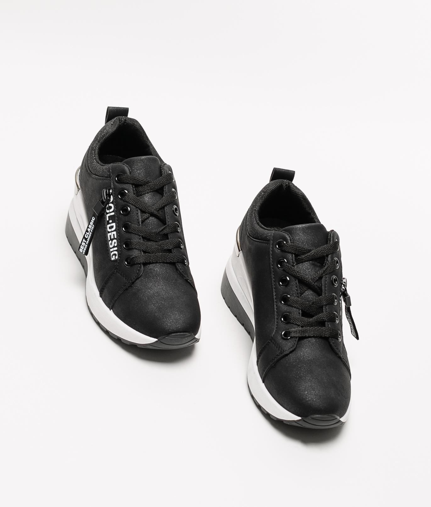 Sneakers SALTY - BLACK