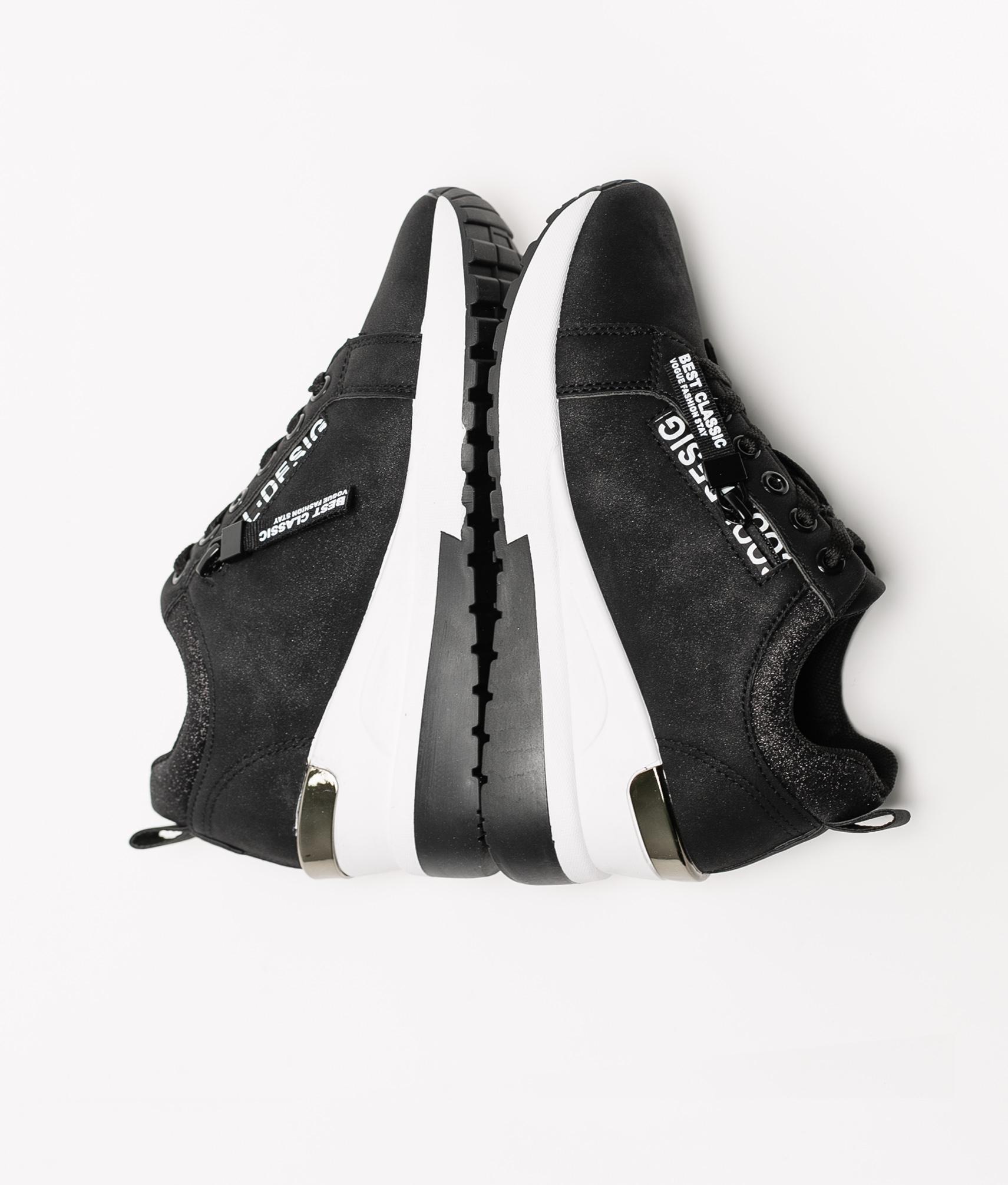 Sneakers SALTY - NERO